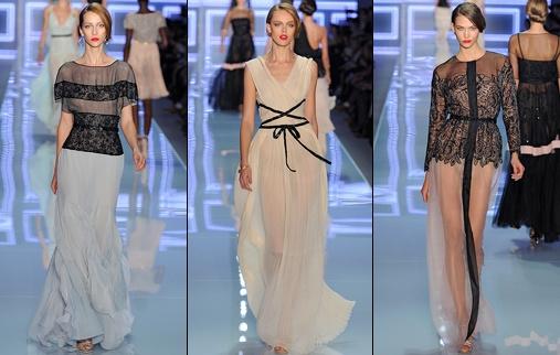 Défilé Dior 2012