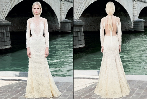 D�fil� Givenchy Haute Couture