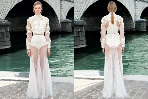 Défilé Givenchy Haute Couture