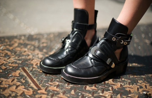 Bottines BBBalenciaga