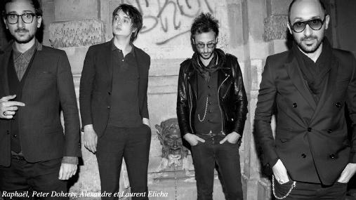 The Kooples x Pete Doherty