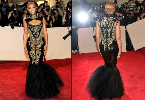 Beyoncé au MET