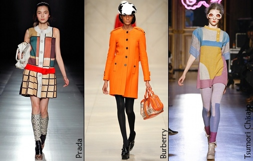 Tendances automne/hiver 2011-2012