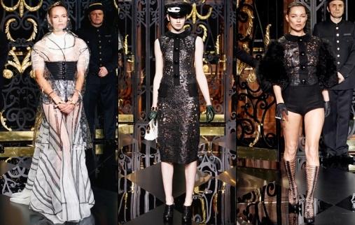 D�fil� Louis Vuitton 2012