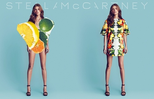 Campagne Stella McCartney printemps/�t� 2011