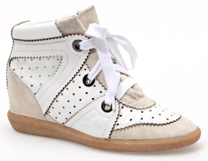 Les sneakers Isabel Marant