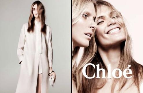Campagne Chloé 2011