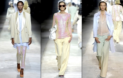Défilé Dries Van Noten 2011