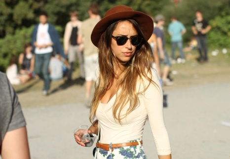 Looks de festivals