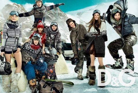 Campagne D&G 2011