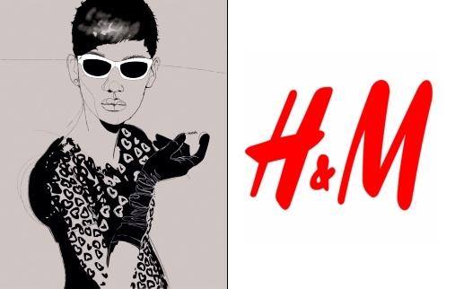 Bryanboy x H&M