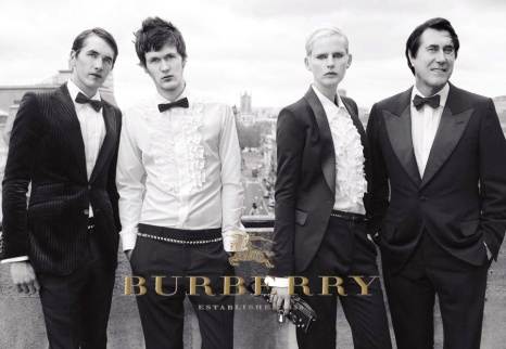 Campagne Burberry