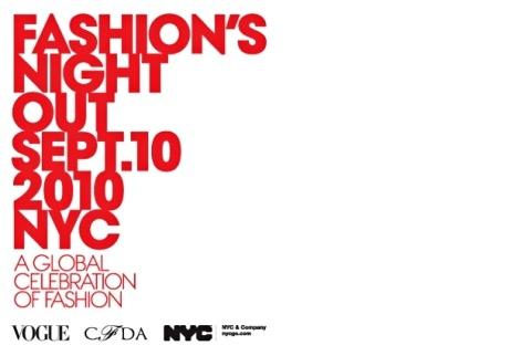 Vogue Fashion Night New York