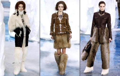 Défilé Chanel 2011