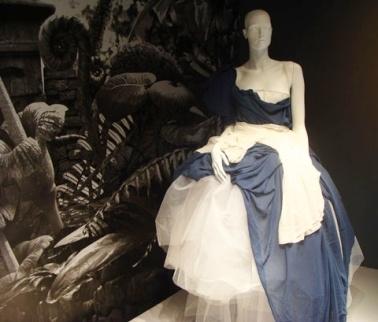 Alice au Pays des Merveilles au Printemps Haussmann