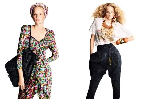 H M - Collection printemps été 2010 - Tendances de Mode 0141d9fe2ec