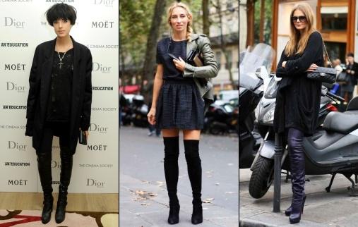 Cuissardes attention danger tendances de mode - Quoi porter quand on est petite et ronde ...