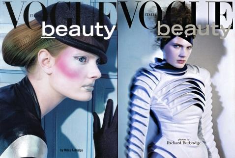 Constance Jablonski pour Vogue