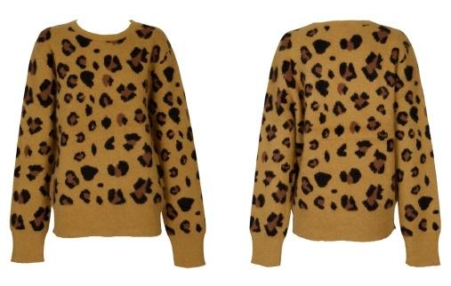 Pull léopard