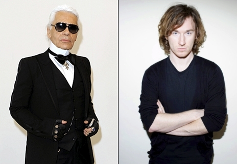 Karl Lagerfeld vs Mark Fast