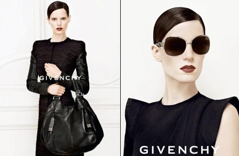 Iris Strubegger pour Givenchy