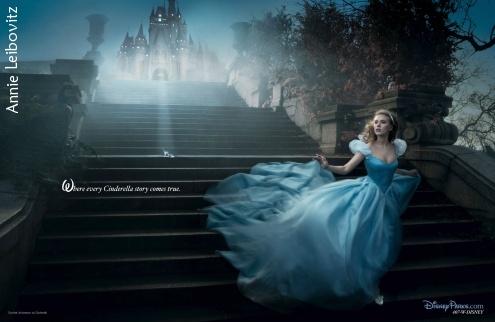 Scarlett Johansson pour Disney