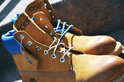 Timberland chez Colette