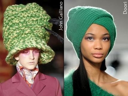 Le bonnet , Hiver 2009