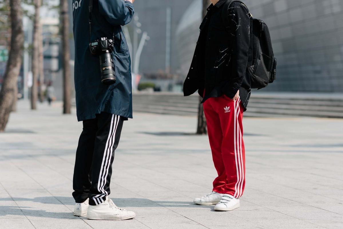 pas mal réflexions sur styles de mode survetement adidas