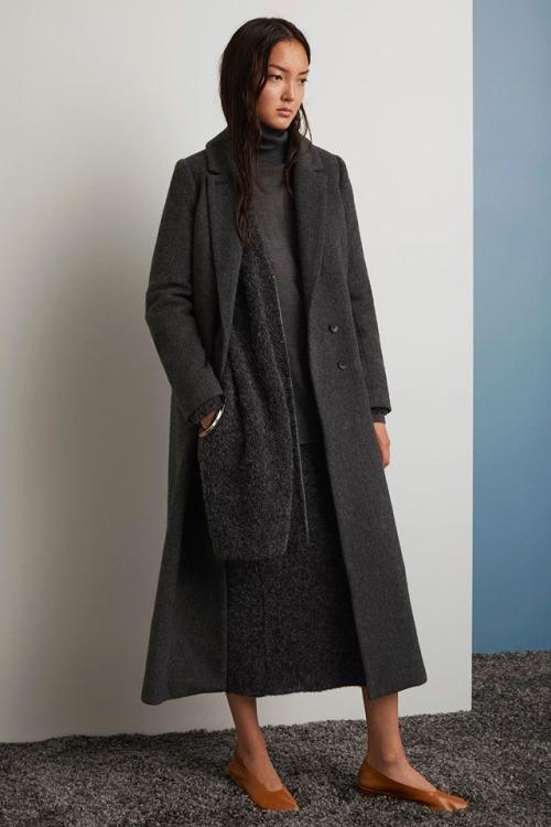 0d4a4e5e6cbc43 Long pardessus et manteau 3 4, mode d emploi - Tendances de Mode