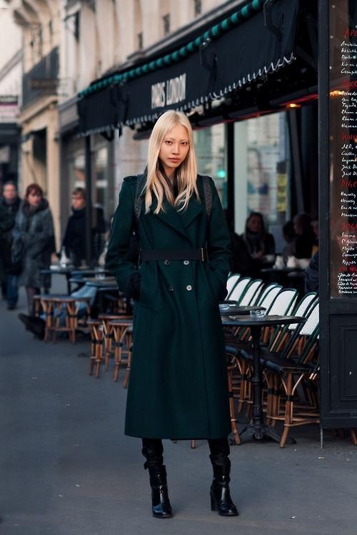 Long pardessus et manteau 3 4, mode d emploi - Tendances de Mode 32f593fed97