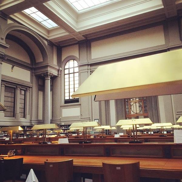 Bibliothèque de Florence