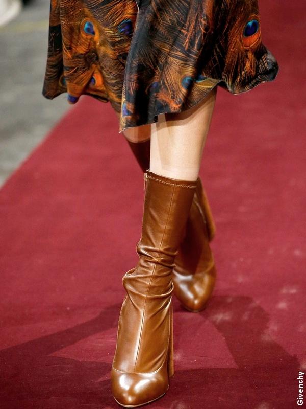 Bottes/bottines chaussettes Givenchy
