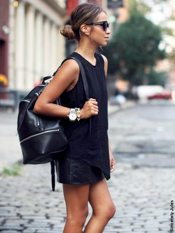 le sac dos le it bag de la rentr e tendances de mode. Black Bedroom Furniture Sets. Home Design Ideas