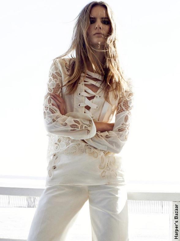 Look Harper's Bazaar