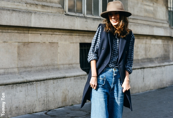 Streetstyle Tommy Ton