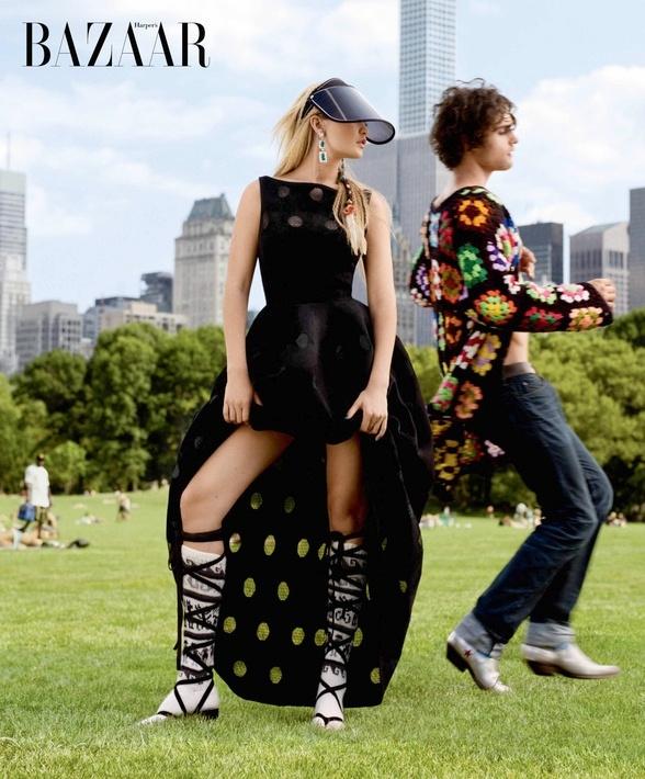 Gigi Hadid - Harper's Bazaar