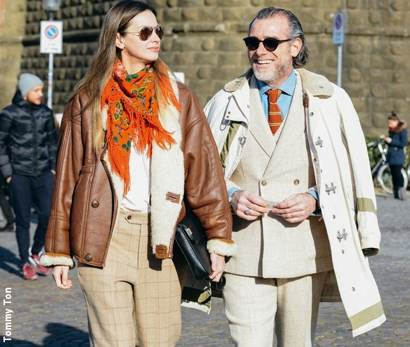 Street style hiver 2015