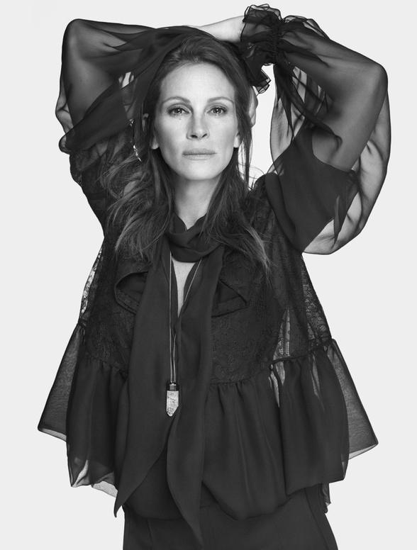 Julia Roberts pour Givenchy