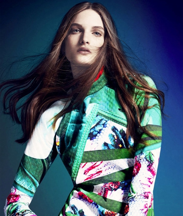 Mary Katrantzou x Adidas Originals