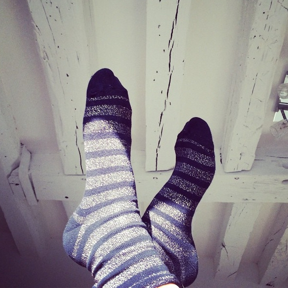 Chaussettes Pas Chass�