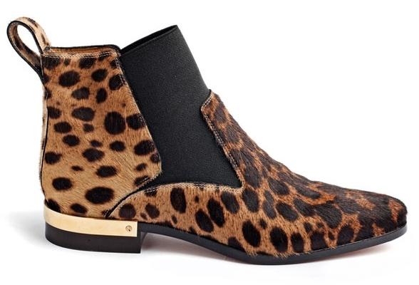 grande vente 847ae 9fd72 Comment Porter Les Boots Léopard ? - Tendances de Mode