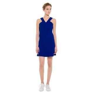 jai achet cette robe bleue sandro pour un mariage - Robe Bleu Electrique Mariage