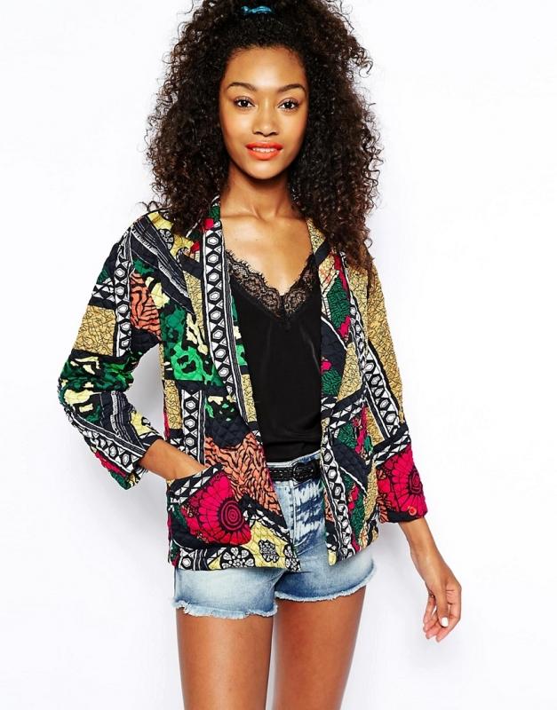 veste motif africain ides de tenues tendances de mode. Black Bedroom Furniture Sets. Home Design Ideas