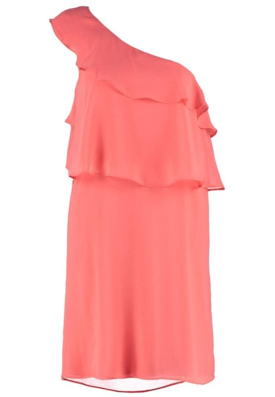 robe corail avec quelles chaussures la porter pour un mariage tendances de mode. Black Bedroom Furniture Sets. Home Design Ideas