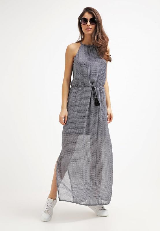 robe longue sans manches comment la porter un mariage