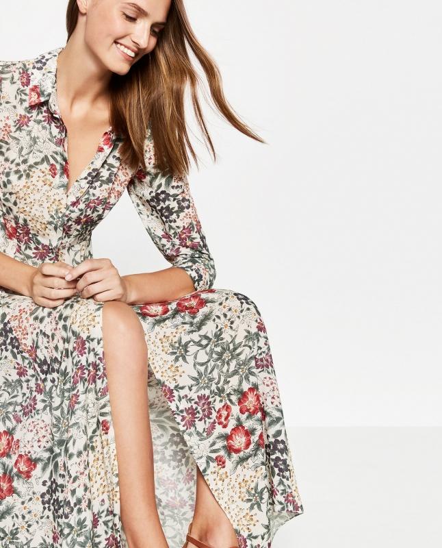 nouveau concept 3b1b9 cb485 Quelle Veste Porter avec une Robe Longue ? - Tendances de Mode