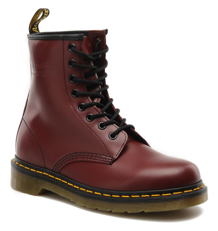 doc martens bordeaux avec quoi les porter tendances de mode. Black Bedroom Furniture Sets. Home Design Ideas