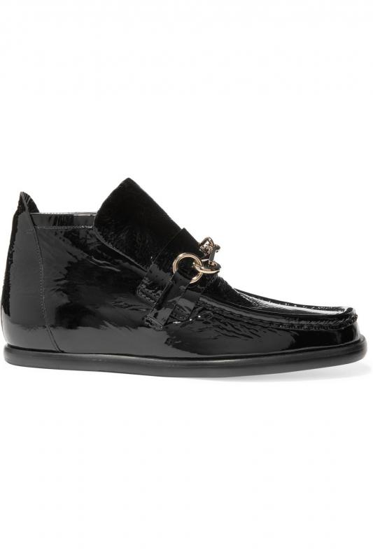 chaussures tendance hiver 2016 monki chaussures a lacets et grosse semelle tendance chaussures. Black Bedroom Furniture Sets. Home Design Ideas