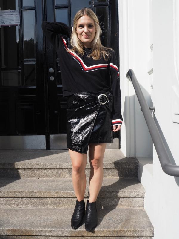 la jupe Isabel Marant est actuellement sold out.